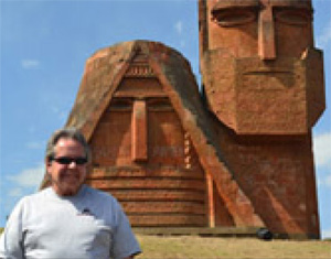 Bill Altaffler at Nogorno_Karabakh
