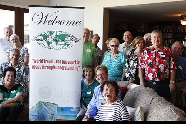 Phoenix-area TCC members enjoyed a presentation about Machu Picchu at their September gathering.