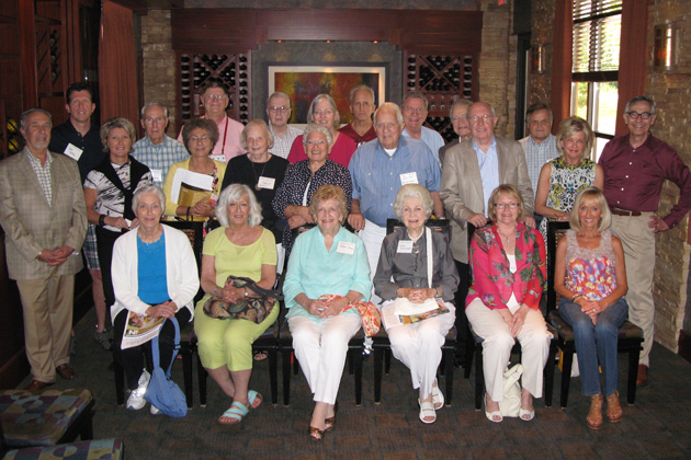 TCC members and guests at the August 2014 Indiana Chapter meeting.