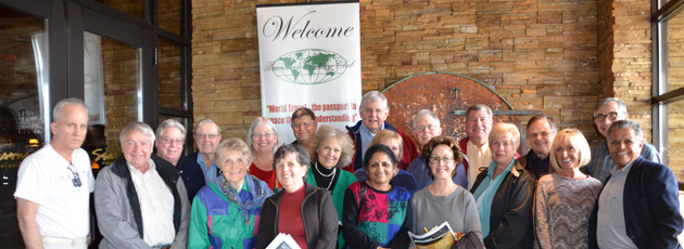 Group photo from the March 2015 Indiana Chapter meeting.