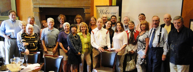 Some 35 members and guests attended the June 2015 Kansas City meeting.