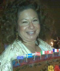 Pennsylvania Area Coordinator Jane Berryman