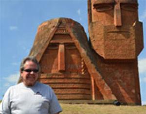 Bill Altaffler at Nogorno_Karabakh