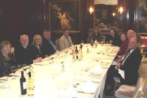 Clockwise from left:  Elaine Palmer, Ges Roulstone, Roberta Roulstone, Ian Gamble, David Langan, Area Coordinator Donna Marsh, Graham Hughes, Christine Roberts, Chris Kohut, Angus Palmer