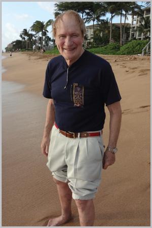 Julius Flack Diebenow, August 31, 1929 – March 4, 2013