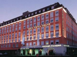 Eden Hotel Wolff, Munich
