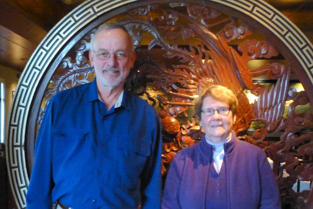 David Van Treuren and Phyllis McGuire are the new Area Co-Coordinators for Colorado.