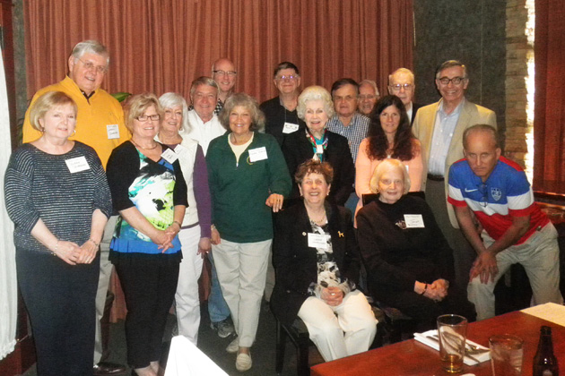 The May 2014 meeting of the TCC Indiana Chapter