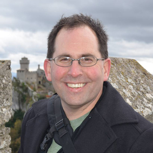 Western Canada Coordinator Tim Skeet