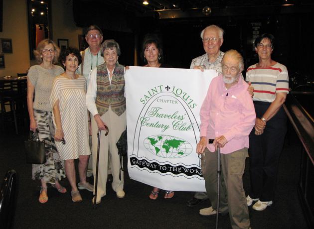 Left to right: Edna J. Reinhold, Lisa Mechele, Charles Merkel, Mary Hagar, Pam Tapsill, Gene Adelman, Jon Hagar and Barb Cook; not pictured Mary Hoffman.