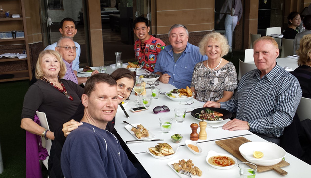 The August 2015 TCC gathering at the Museum of Contemporary Arts in Sydney