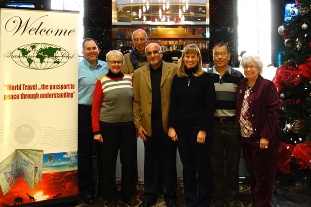 A convivial TCC gathering at the River Rock Casino Resort near Vancouver International Airport