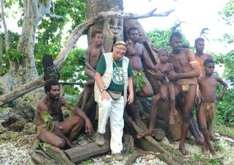 Juan on Malekula Island, Vanuatu