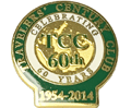 60th Anniversary Pin