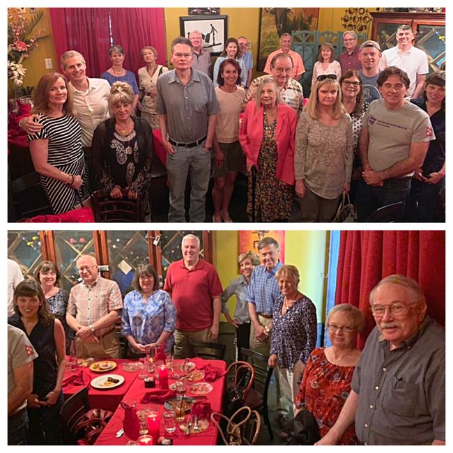 May 2019 Atlanta Chapter Meeting Explores Volunteer